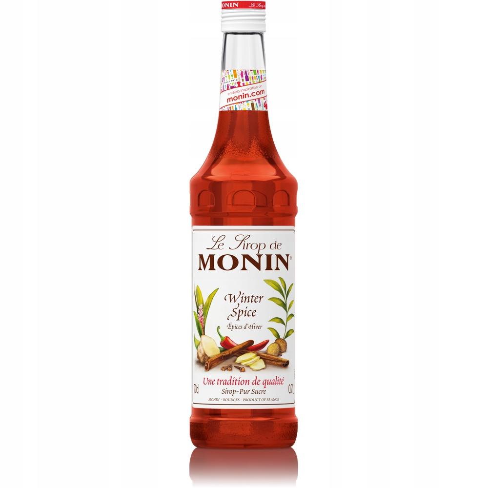 Syrop Monin Rozgrzewający - Winter Spice 700ml