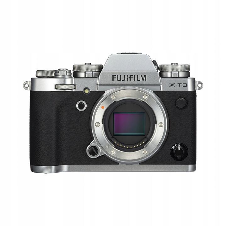 беззеркальный фотоаппарат фуджи