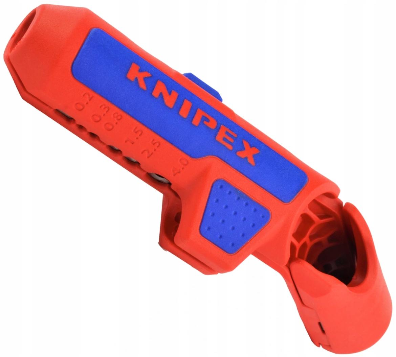 KNIPEX Ściągacz uniwersalny do izolacji ErgoStrip