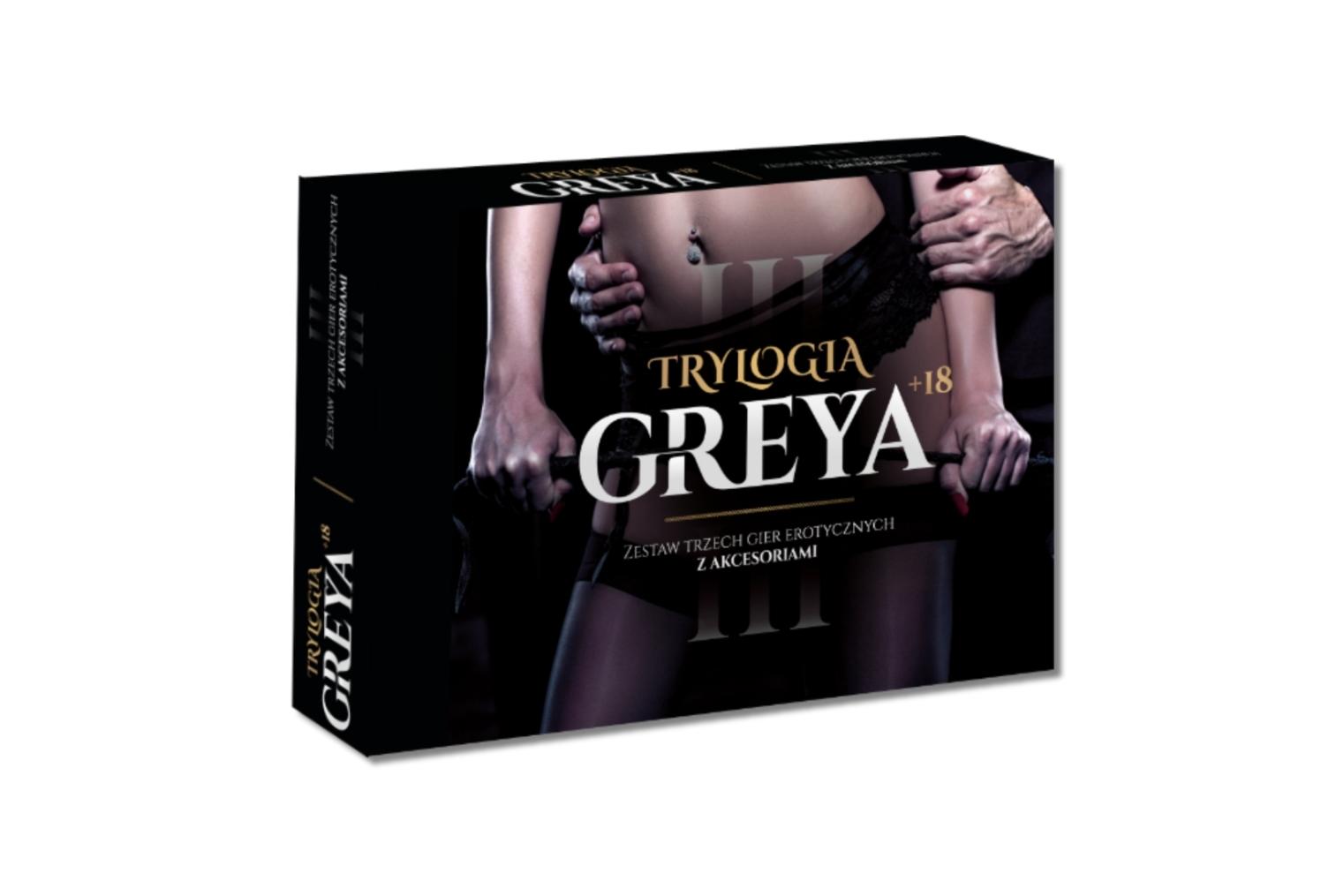 Купить Трилогия Грея! Подарок парню девушке на Otpravka - цены и фото - доставка из Польши и стран Европы в Украину.