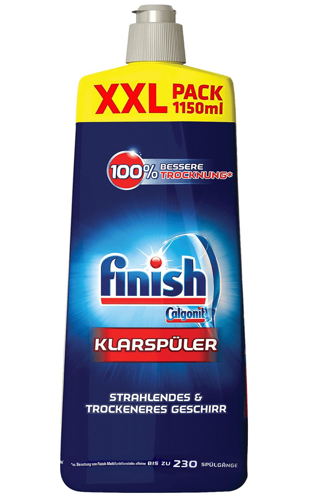 Finish Лощитель в Посудомоечной машине XXL 1,15 Л-ДЕ