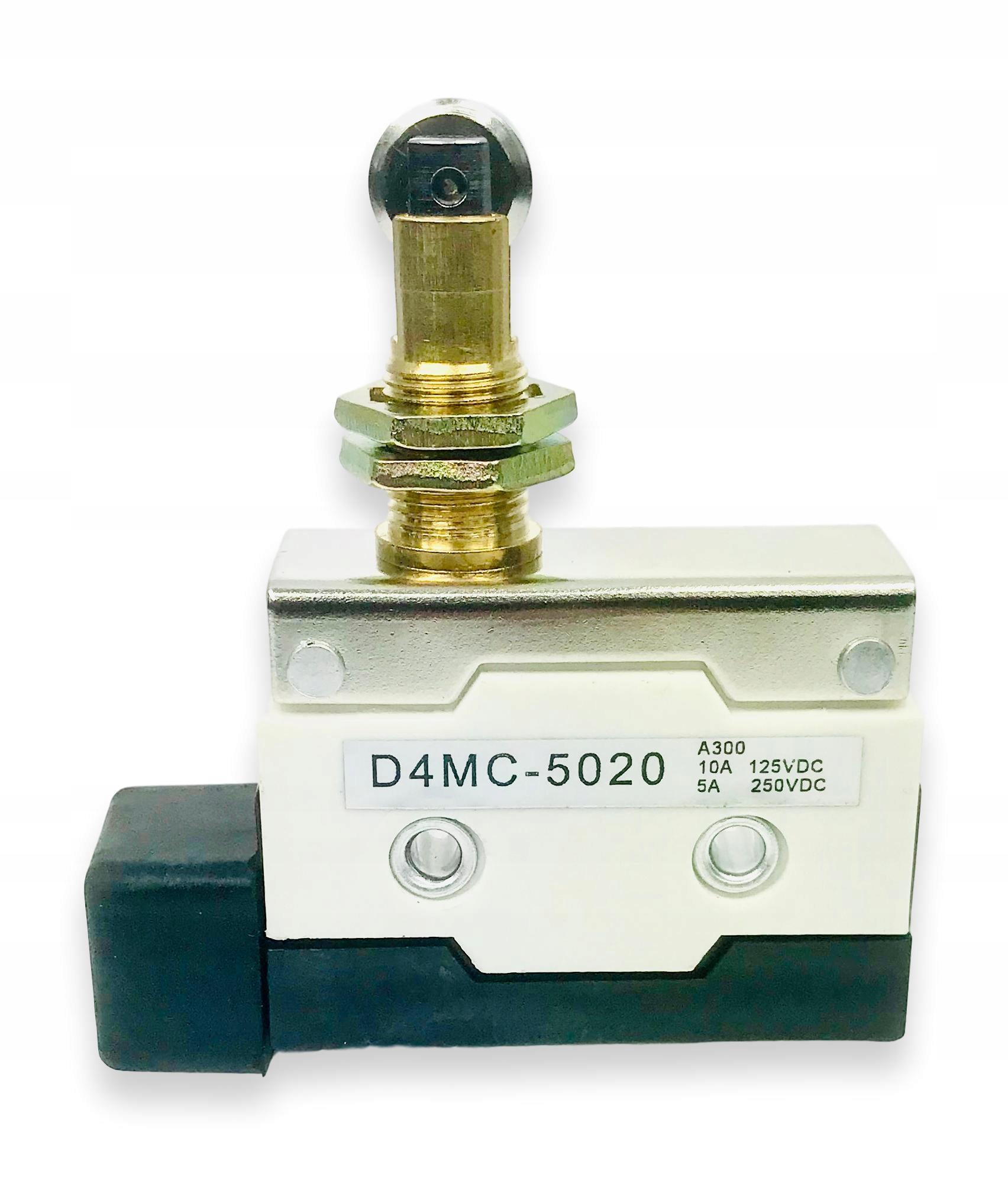 Концевой выключатель со штифтом и роликом
