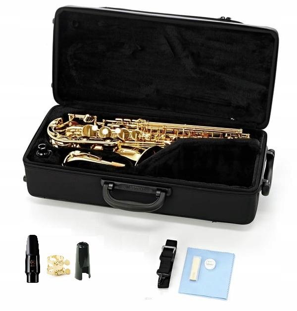 Item Yamaha YAS-280 Alto saxophone +CASE +MOUTHPIECE