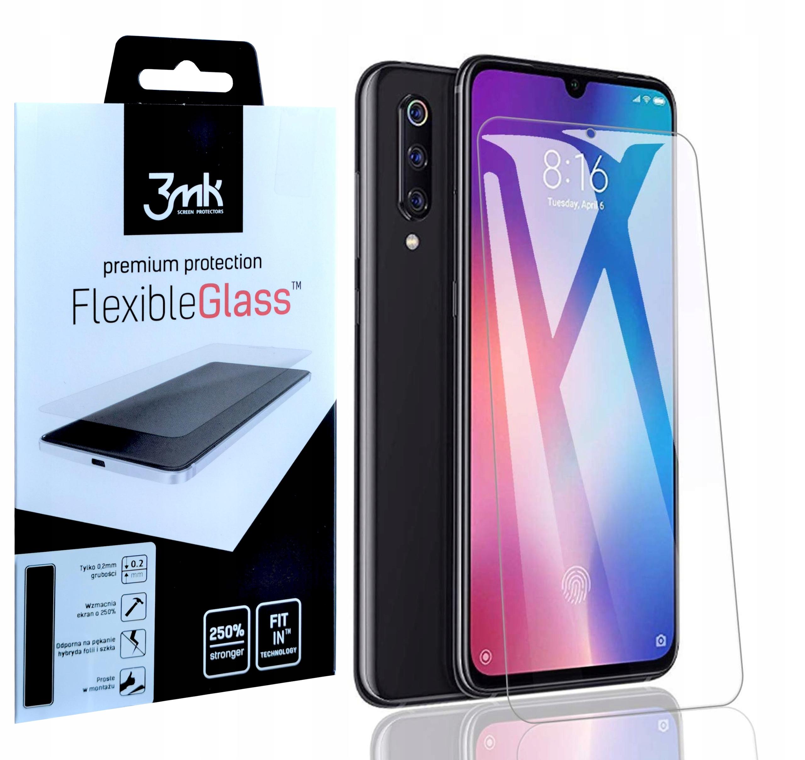 Szkło Ochronne Do Xiaomi MI 9 3MK