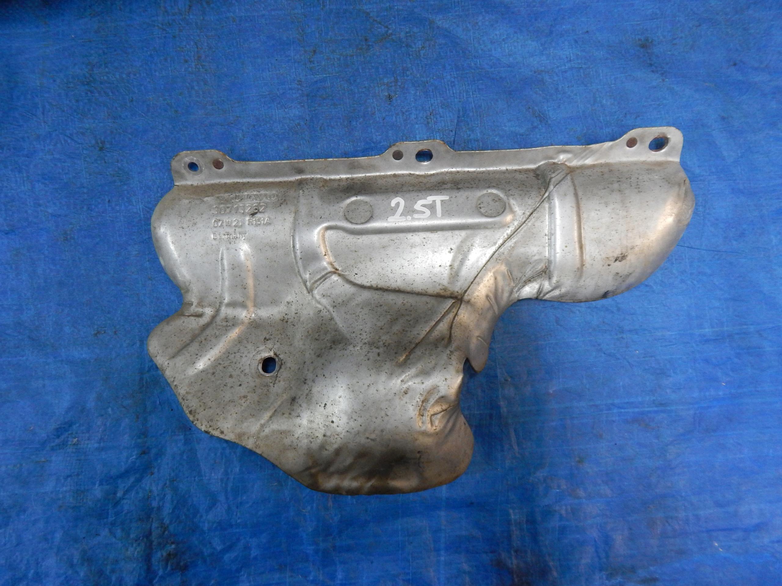 крышка термическая коллектора mondeo mk4 25 бензин