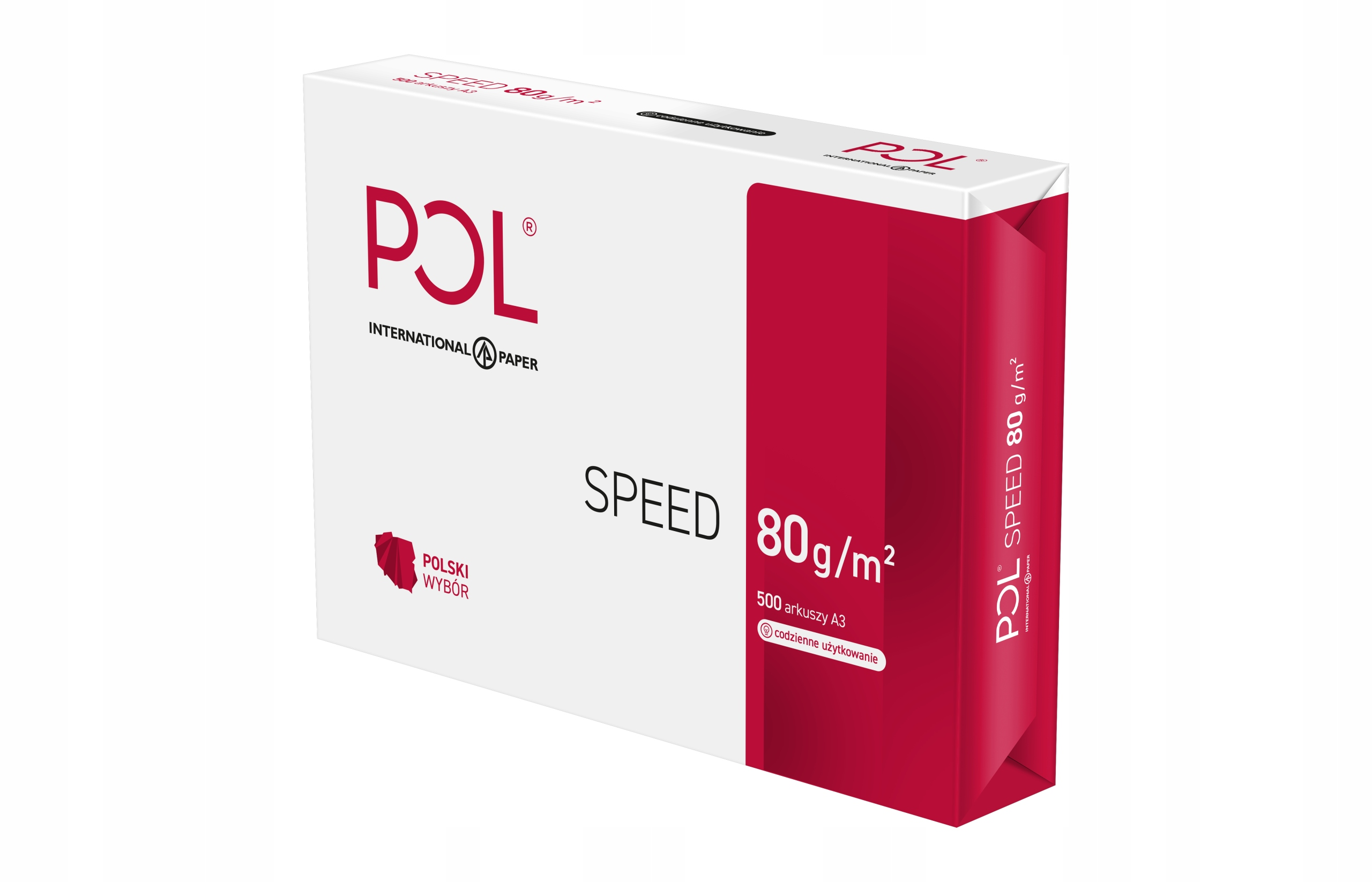 Item The Polspeed Copier paper A3 80G 500 RUS SPEED ryza
