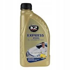 K2 EXPRESS PLUS Шампунь с воском 1l K141