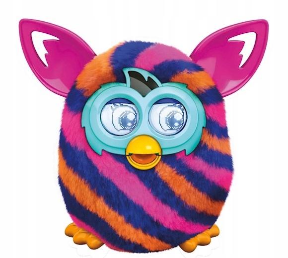 Hasbro Furby Boom Sunny Stripes A6119 FRANCÚZSKO