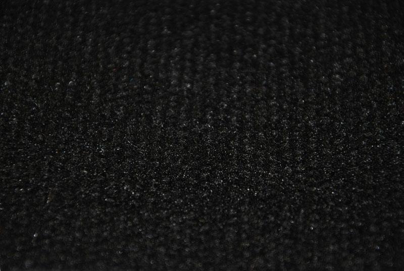 Wykładzina dywan SINTRA czarna Na targi eventy 2m