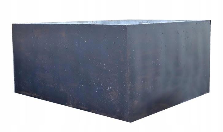 Бетонный резервуар 12 м3 для септика, дождевой и канализации