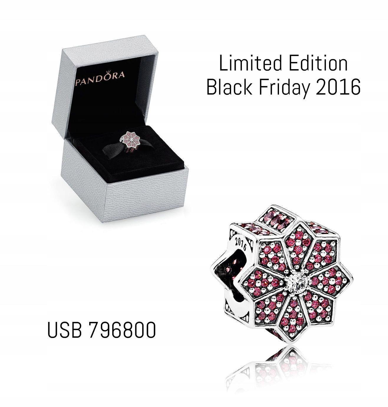 Pôvodné kúzlo Pandora USB796800 2016