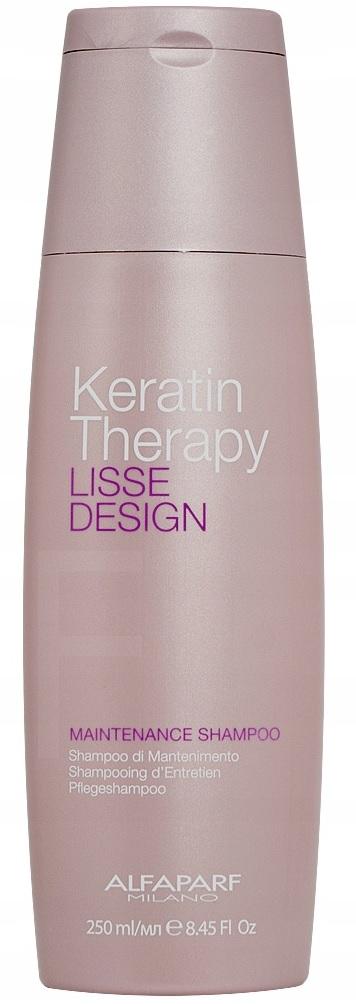 ALFAPARF LISSE DESIGN KERATIN THERAPY SZAMPON 250