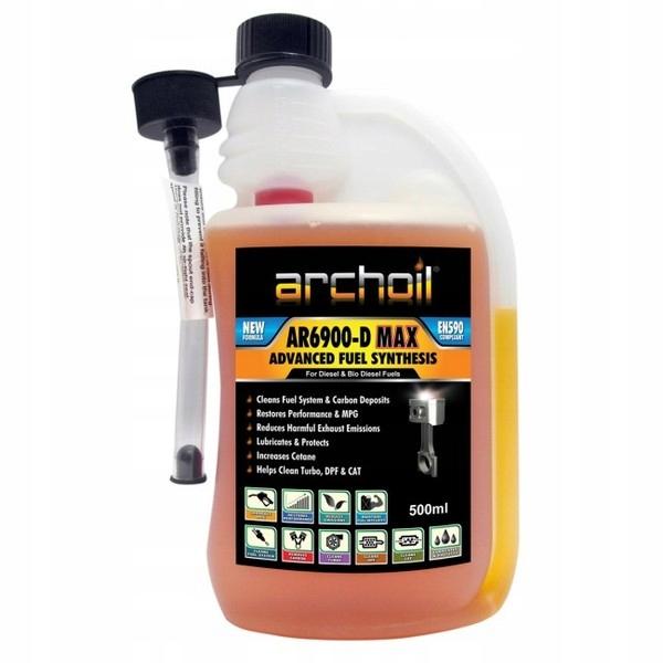 Archoil AR6900-D MAX 500 мл модификатор топлива