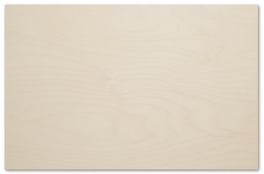 Тополь фанера 3мм класс 2 формат 60х40 СВЕТ