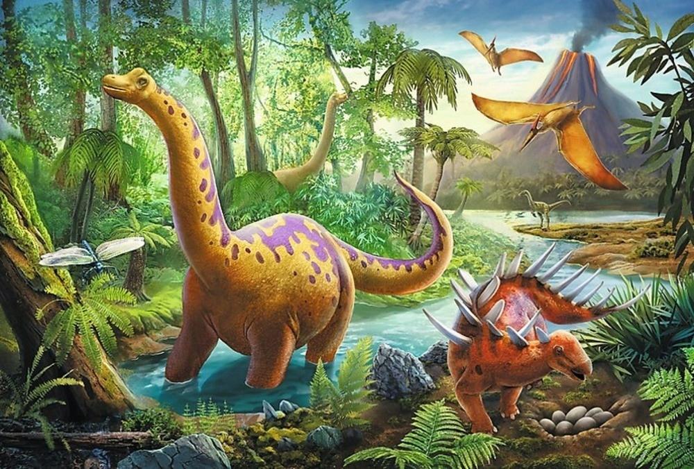 приключения с динозаврами картинки узоры клеточкам