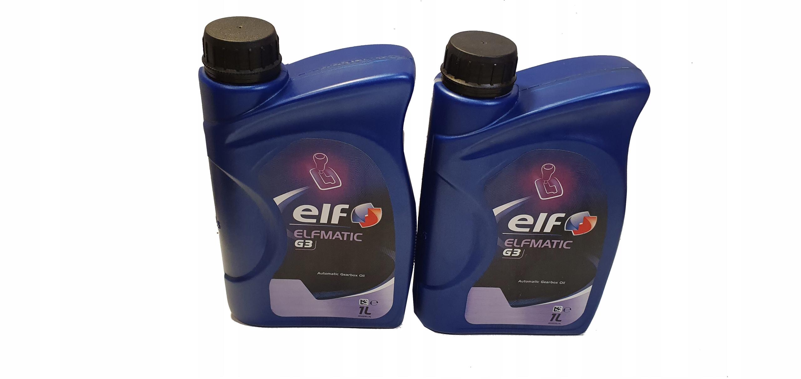 OLEJ ELF ELFMATIC G3 DEXRON III 2X 1L = 2L