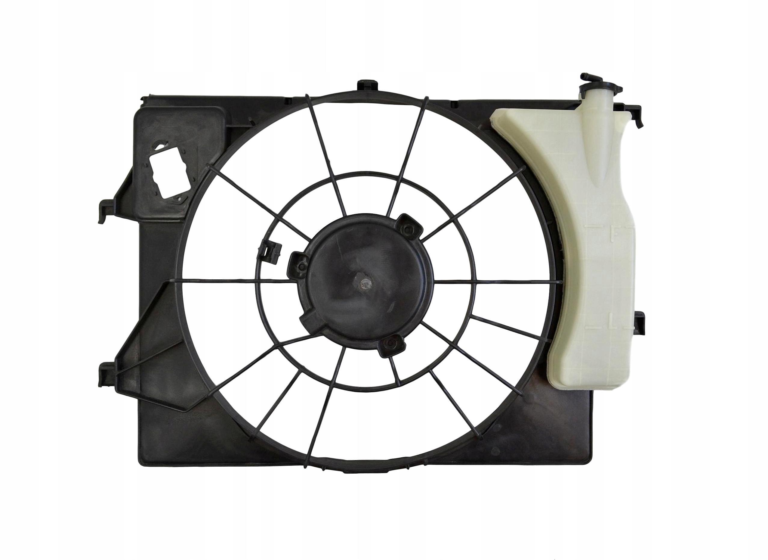 корпус вентилятор kia рио iv stonic 1 2 1 4 17 18