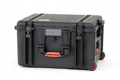 Vodotesný prepravný box HPRC 2730 čierna