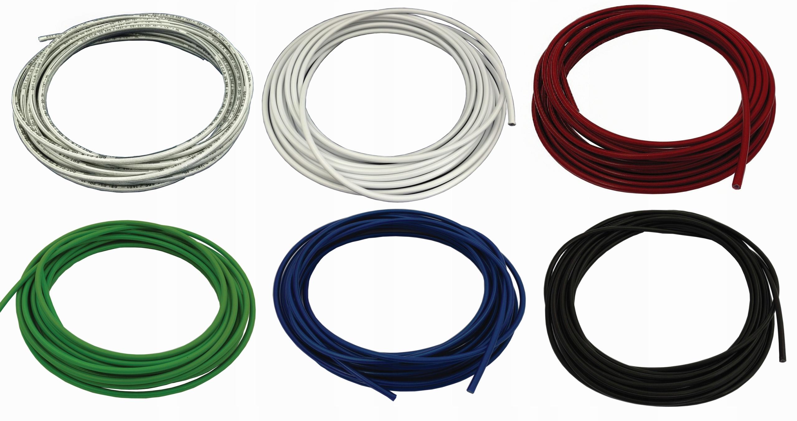 кабель тормозная система тефлоновый w оплетке - на размер