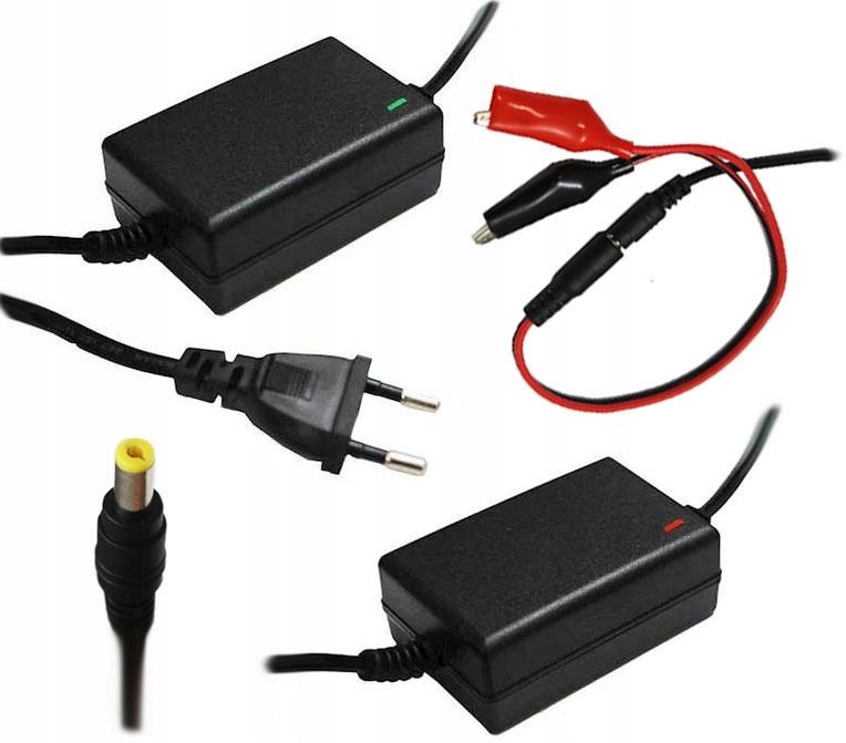 Зарядное устройство для гелевых аккумуляторов AGM 12В АВТОМАТ