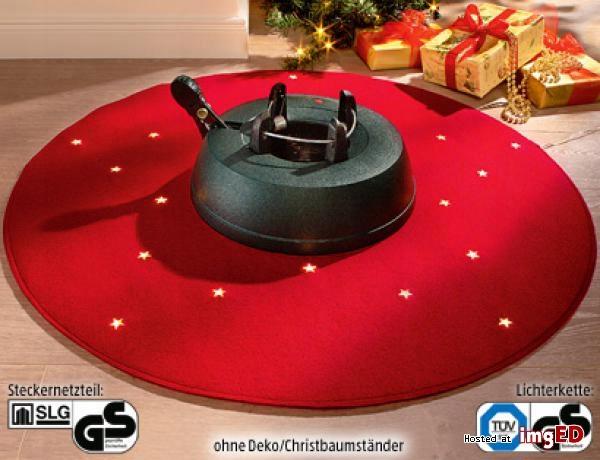Vianočný koberec MATA s LED podsvietením