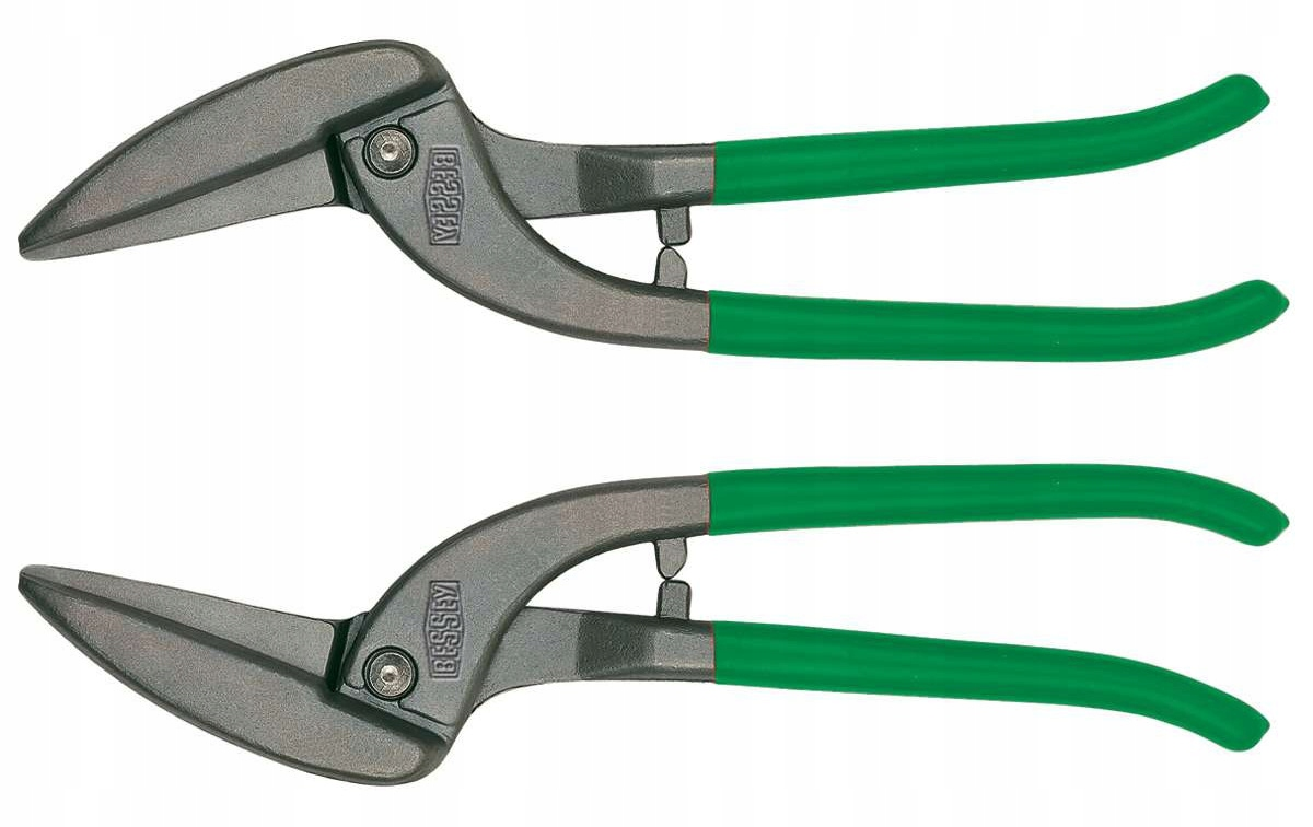 ERDI Bessey Nożyce do cięcia blachy 300 mm P+L