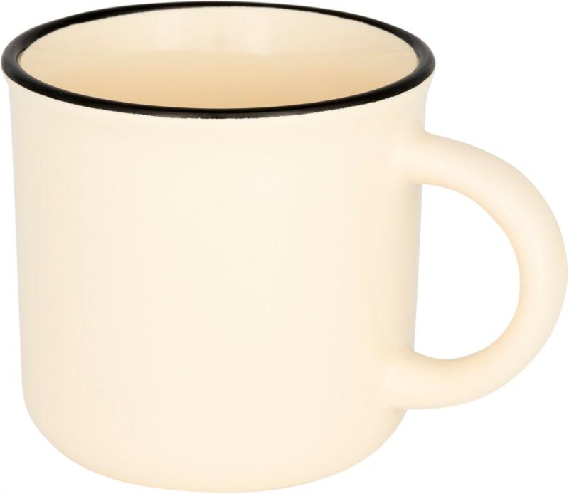 Retro káva Hrnček na čaj darčeková krabička darček ceramicz