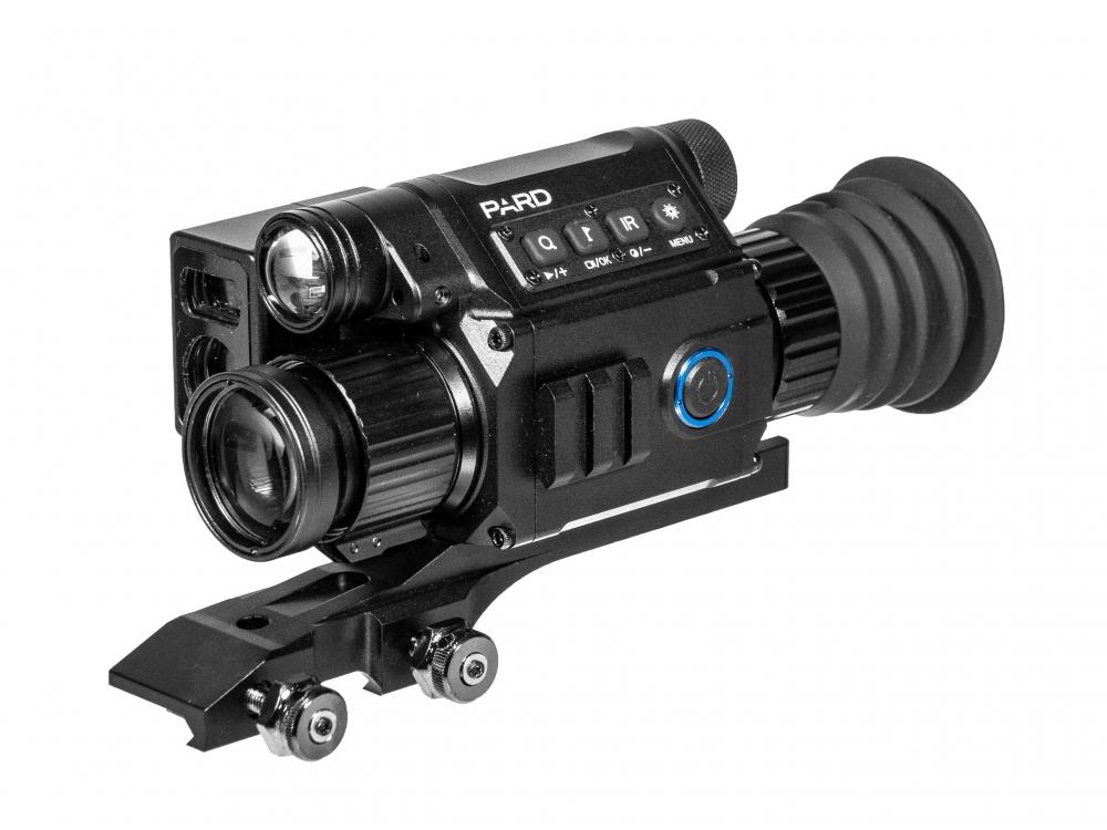 Ďalekohľad na nočné videnie Pohľad NV Pard HD-008 LRFSET