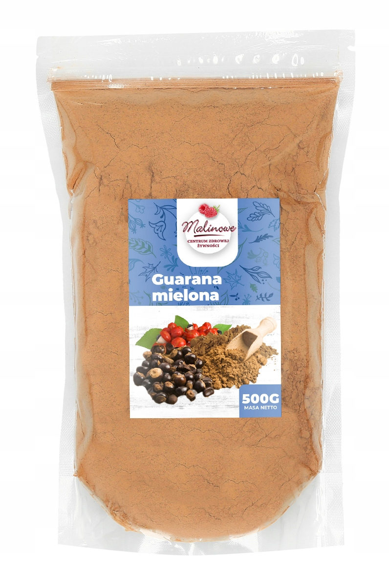 Item GUARANA POWDER 500g GROUND STRONG FROM AMAZON