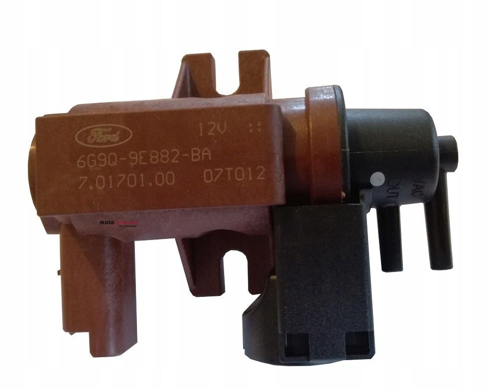 клапан n75 70170100 6g9q-9e882-ba pierburg ford