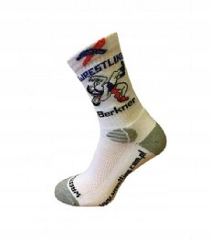 Носки для борьбы спортивные Berkner SUPLES 42-43