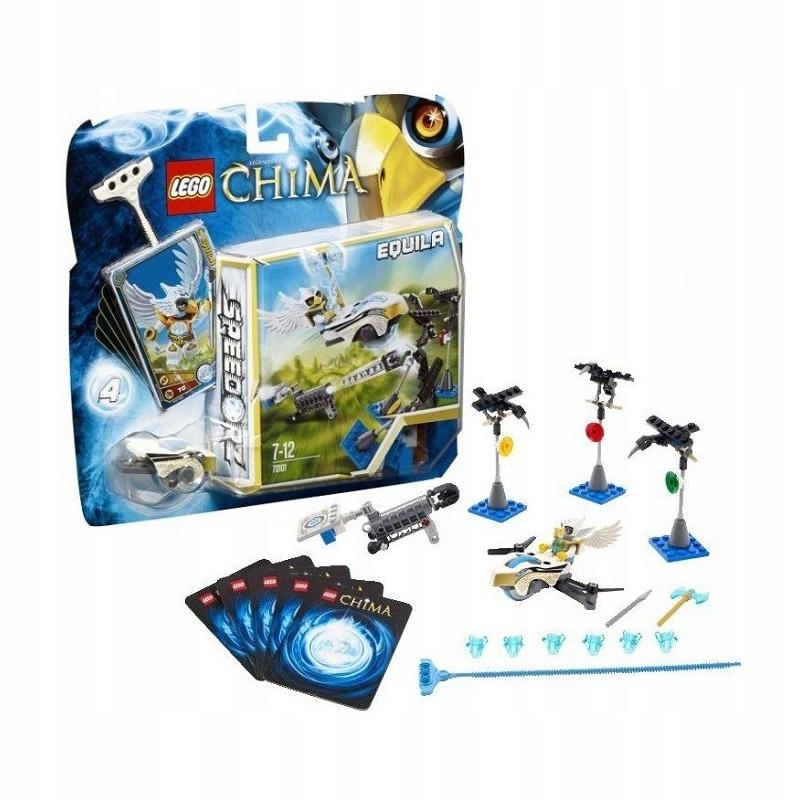 Lego Chima Starter Pads Shooting Target 70101