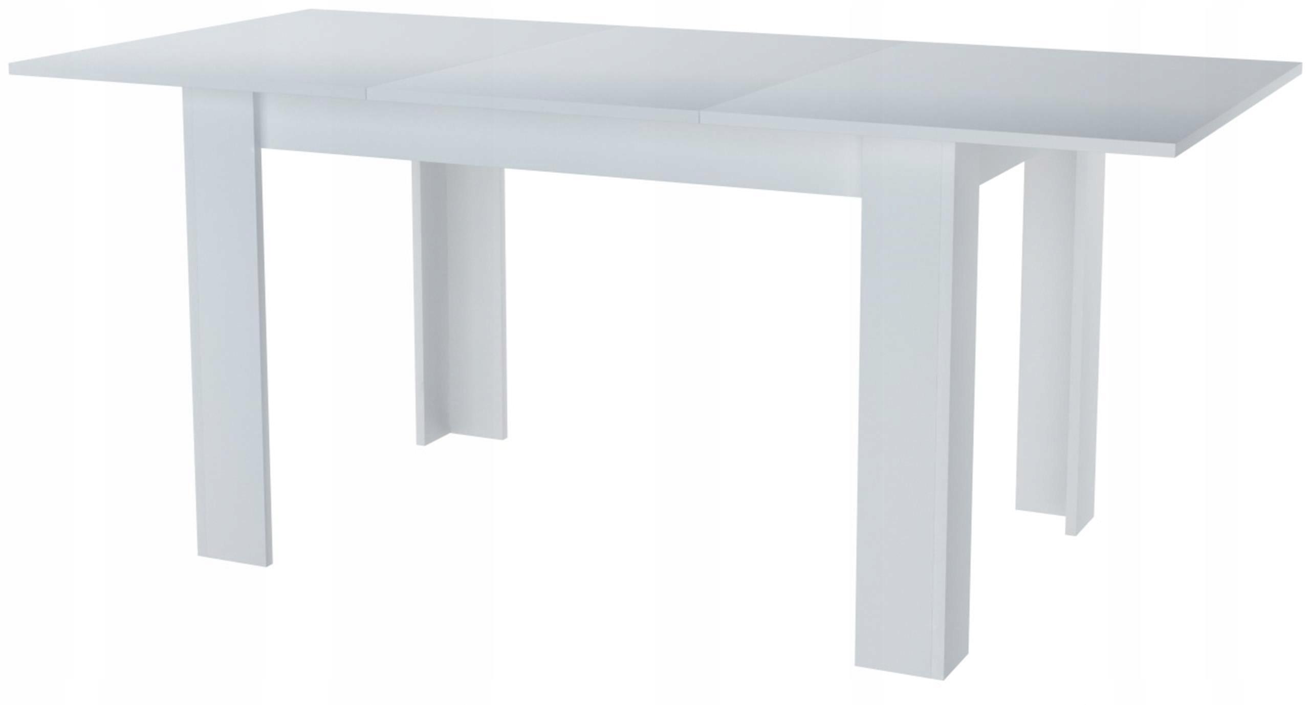 стол раскладной КОНГО EXT 170X80cm Белый для jadaln