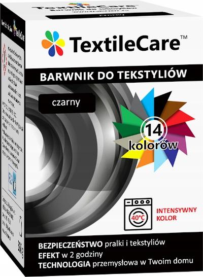 Текстильcare DYE PAINT 600г FABRIC CLOTHES BLACK
