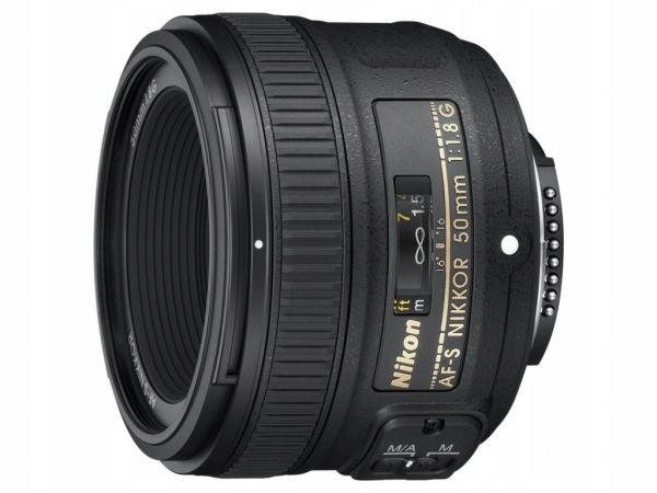 PasazFoto Nikon AF S NIKKOR 50 mm f 1 8G