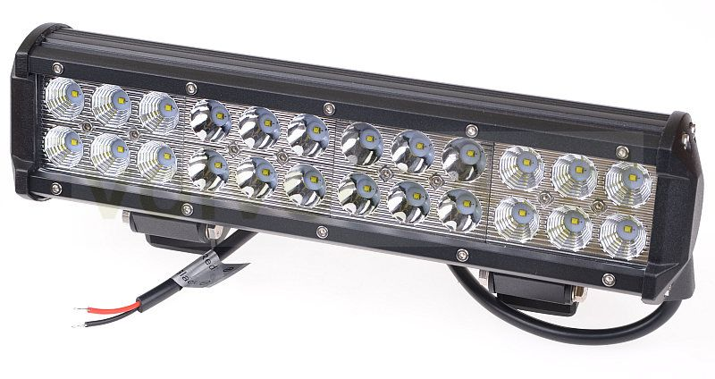 72W светодиодная панель CREE COMBO РАБОЧАЯ ЛАМПА 12V-24V 4x4