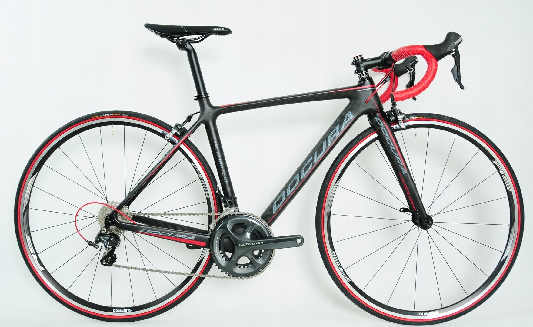 DOCURA FARO koleso Shimano ULTEGRA XS