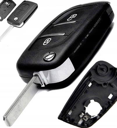 peugeot 207 307 308 партнер пульт корпус ключ