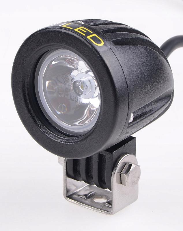 SPOT HALOGEN CREE 10W nXn LED лампа с длинным лучом