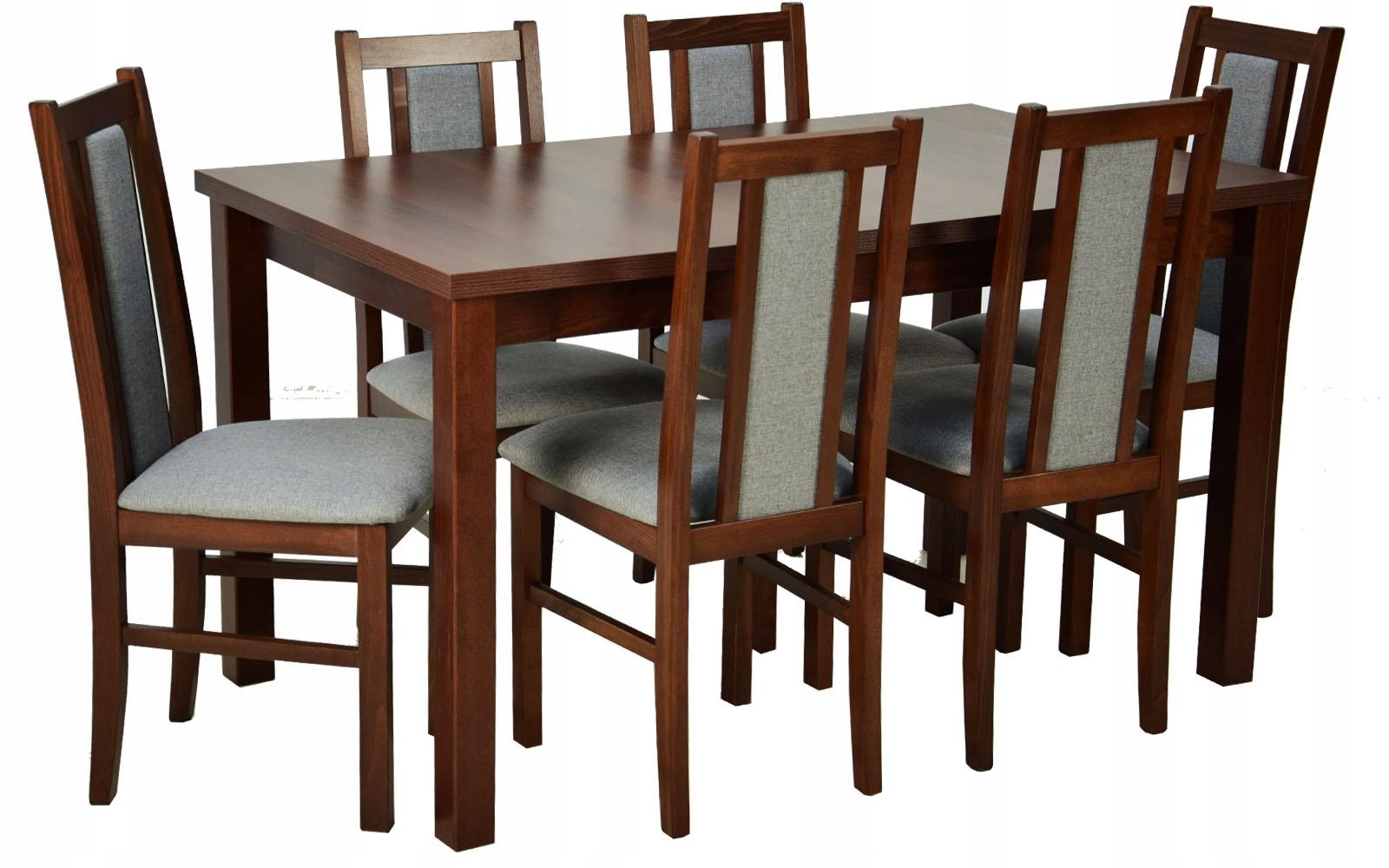 Drewnany комплект стол ?????????? ??? 180 6 стулья