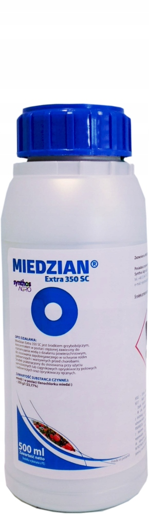 Антигрибковое средство MIEDZIAN EXTRA 350 SC / 500 мл