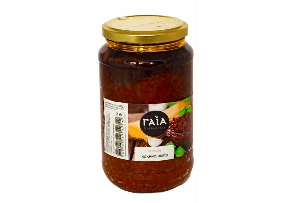 Pestom z sušené paradajky 500 g grécky