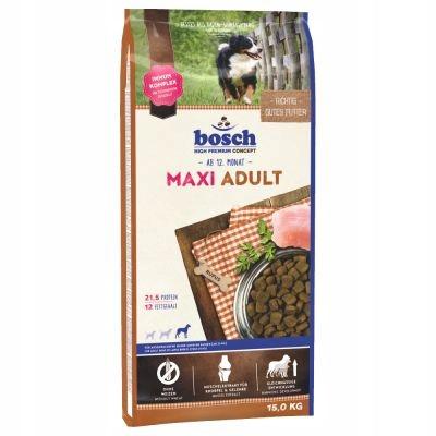 Bosch suché krmivo MAXI KURACIE 15 kg
