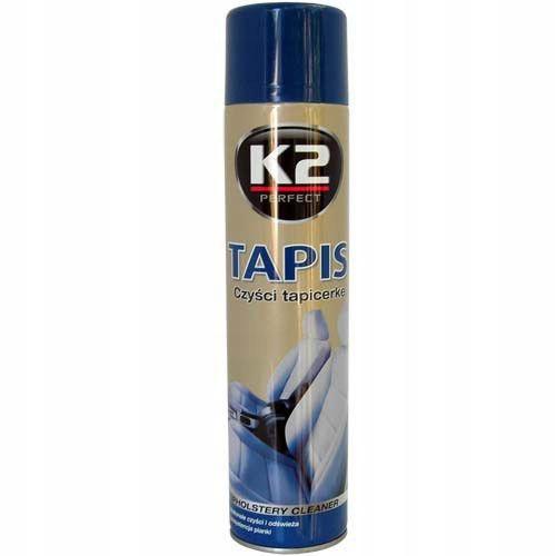 K2 TAPIS 600 МЛ ПЕНА для ОЧИСТКИ ОБИВКИ K206