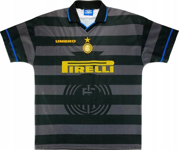 Tričko INTER MEDIOLAN - sezóna 1997/98 RETRO. M