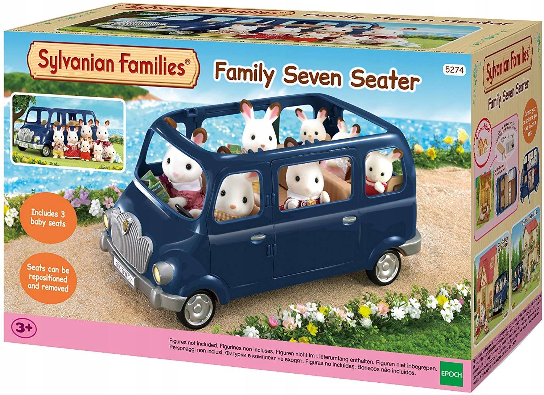 Sylvanian Families - nové AUTO 28 x 14 x 18 cm