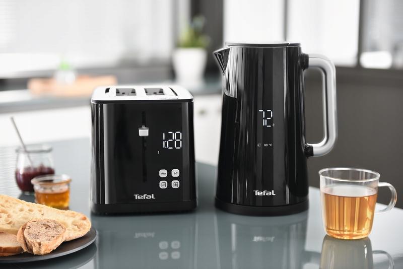 TEFAL Тостер TT6408 Тостер + Цифровой чайник TEFAL EAN 3045386381777