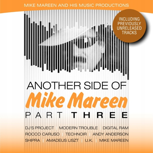 Item Another Side Of Mike Mareen Part Three 2019 CD STORAGE