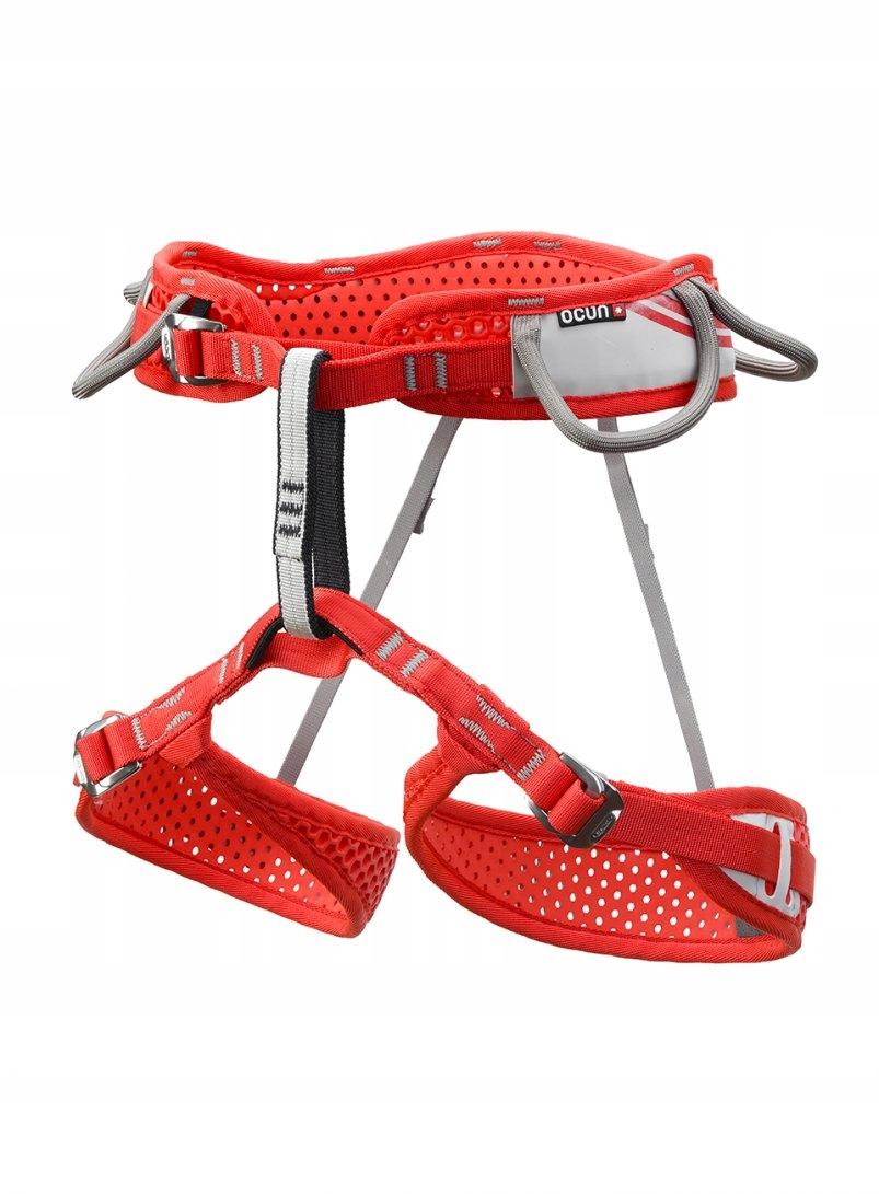 Výstroj na lezenie Ocun WeBee Lady Červená XS-M