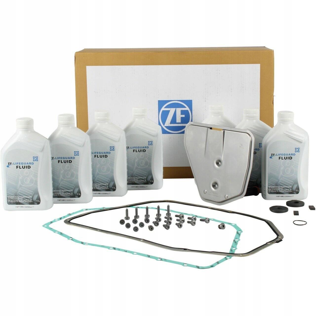 zf фильтр масло прокладка audi a6 c6 a8 6hp19 комплект